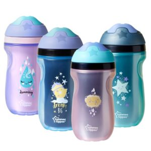 TOMMEE TIPPEE 2PK 9OZ INSULATED SIPPER TUMBLER - ASST 54903340 8 X 9OZ