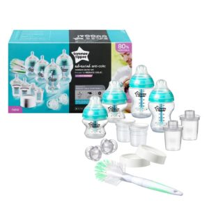 TOMMEE TIPPEE ADV ANTI-COLIC NB STARTER SET 522802 1 X 2